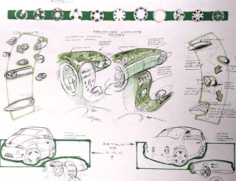 trans sketch product design ux