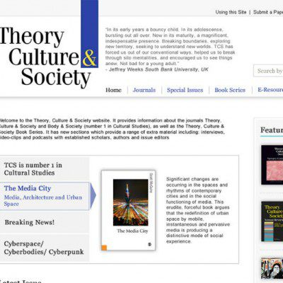 Website: TCS Journal