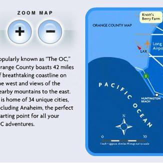 Interactive Marketing Map