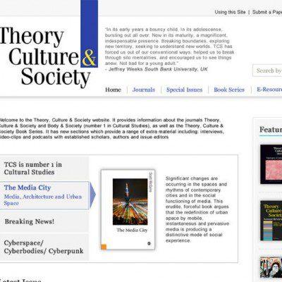 Website: TCS Journal